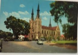 (102) Djakarta - Indonesië - Catholic Church - Volkswagen Kever - Indonésie