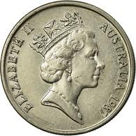 Monnaie, Australie, Elizabeth II, 5 Cents, 1987, TTB, Copper-nickel, KM:80 - 5 Cents
