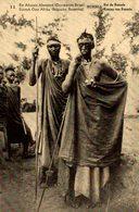 Duitsch Oost Afrika / Est Africain Allemand - Belgische Bezetting / Occupation Belge -  Musinga - Roi Du Ruanda - Rwanda