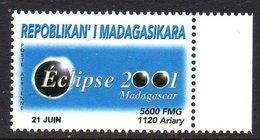 MADAGASCAR A 217 Eclipse - Sterrenkunde