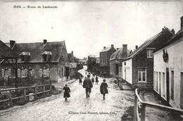 59 - ORS (Nord)  Route De Landrecies - France