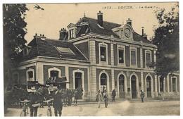 58 - Decize - La Gare - Decize
