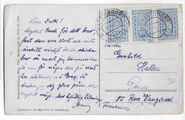 AUTRICHE - 1923 - CARTE De WETZELSDORF => PARIS - 1918-1945 1a Repubblica