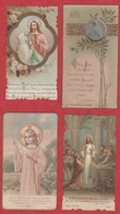 Image Pieuse - SANTINO - Holly Card - N° 241 - 4 Pc - Devotieprenten