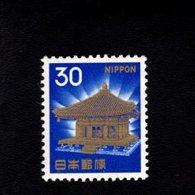 802371206 1968 SCOTT 882A POSTFRIS MINT  NEVER HINGED EINWANDFREI (XX) GOLDEN HALL CHUSONJI - 1926-89 Empereur Hirohito (Ere Showa)