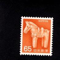 802371956 1968 SCOTT 887 POSTFRIS MINT  NEVER HINGED EINWANDFREI (XX) ANCIENT CLAY HORSE - HANIWA - 1926-89 Empereur Hirohito (Ere Showa)