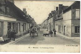 58 - Decize Le Faubourg D'Allier - Decize