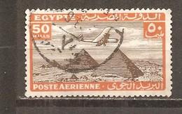 Egipto - Egypt. Nº Yvert  Aéreo 18 (usado) (o) - Aéreo
