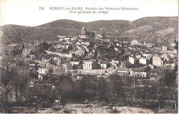 FR66 VERNET LES BAINS - MTIL 714 - Vue Générale Du Village - Mine Wagonnets Câble  - Belle - Other Municipalities