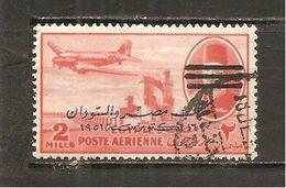 Egipto - Egypt. Nº Yvert  Aéreo 68 (A) (usado) (o) - Aéreo