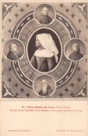 Notre Dame Du Laus (05) - Portrait De La Vénérable Soeur Benoite Et Des Quatre Historiens Du Laus - Francia