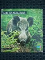 Anne-Marie Pajot: Les Sangliers, Images De La Nature/ Hatier, 1975 - Bücher, Zeitschriften, Comics