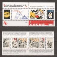 Netherlands 1996-1997 NVPH Blocks 1677 + 1715 MNH COMICS - Period 1980-... (Beatrix)