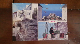 Kéa - Ile Grecque Des Cyclades - Multivues - Greece