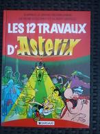 Goscinny Et Uderzo: Les 12 Travaux D'Astérix/ Dargaud, 1995 - Astérix