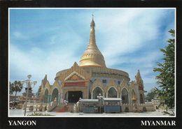 1 AK Myanmar (Burma) * Die Kaba Aye Pagode Bei Yangon * - Myanmar (Burma)