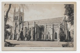 Peshawar - St. John's Church - Pakistan