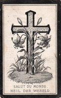 ZELE COPERS RIJKSWACHT WACHTMEESTER MEENEN MENEN 1854 - 1886 - Religión & Esoterismo