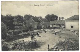 58 - Decize - Villecourt - Decize