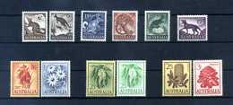 1959 AUSTRALIA SET MNH ** - Nuovi