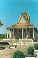 1 AK Kambodscha Cambodia * Hauptstadt Phnom Penh Mit Der Silberpagode * - Kambodscha