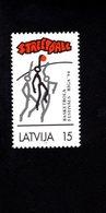 802387748 1994 SCOTT 362 POSTFRIS MINT  NEVER HINGED EINWANDFREI (XX)  BASKETBALL FESTIVAL RIGA - SPORT - Lettonie