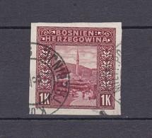 Bosnien Und Herzegowina - 1906 - Michel Nr. 42 U - 1850-1918 Empire