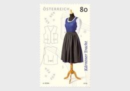 Oostenrijk / Austria - Postfris / MNH - Traditionele Klederdracht 2019 - 1945-.... 2de Republiek