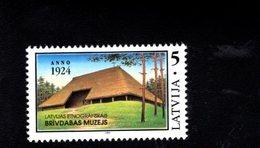 802387961 1994 SCOTT 361 POSTFRIS MINT  NEVER HINGED EINWANDFREI (XX)  ETHNOGRAPHICAL OPEN AIR MUSEUM - Lettonie