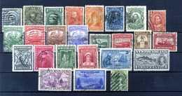 LOTTO NEWFOUNDLAND USATO - 1908-1947