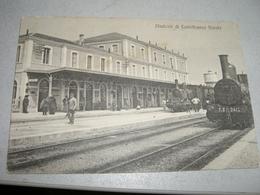 CARTOLINA STAZIONE DI CASTELFRANCO VENETO - Treviso