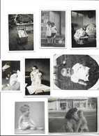 LOT 22 PHOTOS Anciennes -enfants -FRANCE - Anonymous Persons