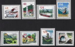 Dispensmarken Serie 1-8 - 1945-.... 2nd Republic