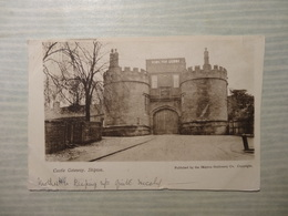 Castle Gateway  & Grounds - Skipton  (5967) - England