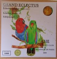 Médaille Touristique Grand Electus Asie 2010 Sous Encart - Monnaie De Paris