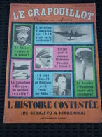 Le Crapouillot, Magazine Non Conformiste Nouvelle Série N°22: Automne 1972 - Humor