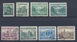 Duitse Rijk/German Empire Böhmen Und Mähren 1940 Mi: 55-61 Yt:  (Gebr/used/obl/o)(4550) - Used Stamps