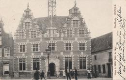 CPA - Pays-Bas - Hoorn - Stadhuis - Hoorn