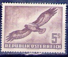 AUSTRIA - YVERT AEREO 56 NUEVOSIN GOMA (#4594) - Aéreo