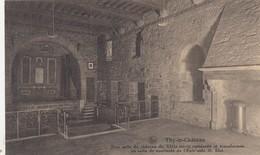 THY LE CHATEAU / INTERIEUR DU CHATEAU - Walcourt