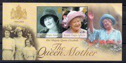 Iles VIERGES   Timbres Neufs ** De 2002  ( Ref 578 ) - Famille Royale - Queen Mother - Iles Vièrges Britanniques