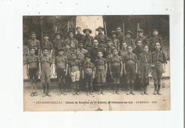 GEMBRIE (HAUTES PYRENEES) LES HIRONDELLES COLONIE DE VACANCES DE ST ETIENNE DE VILLENEUVE SUR LOT 1926 - Frankreich