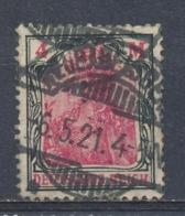 Duitse Rijk/German Empire/Empire Allemand/Deutsche Reich 1920 Mi: 153 Yt: 131 (Gebr/used/obl/o)(4558) - Duitsland