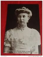 S. A. R. Madame La Princesse Charles De Hohenzollern, Princesse Joséphine De Belgique - Familles Royales