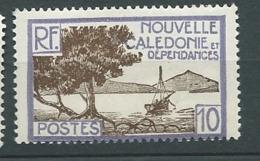 Nouvelle Calédonie  - Yvert N° 143 *   -  Ah 30805 - Nouvelle-Calédonie