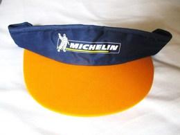 CASQUETTE VISIERE NEUVE MICHELIN BIBENDUM BIBENDOM - Cappellini