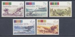 Australië/Australia/Australie/Australien 1992 Mi: 1292A-1296A Yt: 1242-1246 (PF/MNH/Neuf Sans Ch/**)(4559) - 1990-99 Elizabeth II