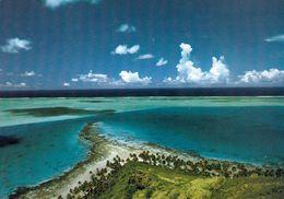 1 AK Atoll Bora Bora * The Famouse Lagoon Of Bora Bora - Französisch Polynesien - French Polynesia * - Französisch-Polynesien