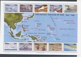 Palau 1991 Mi: Block 14 (PF/MNH/Neuf Sans Ch/**)(4560) - Palau