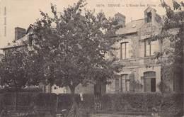 Dingé - L'Ecole Des Filles - Autres Communes